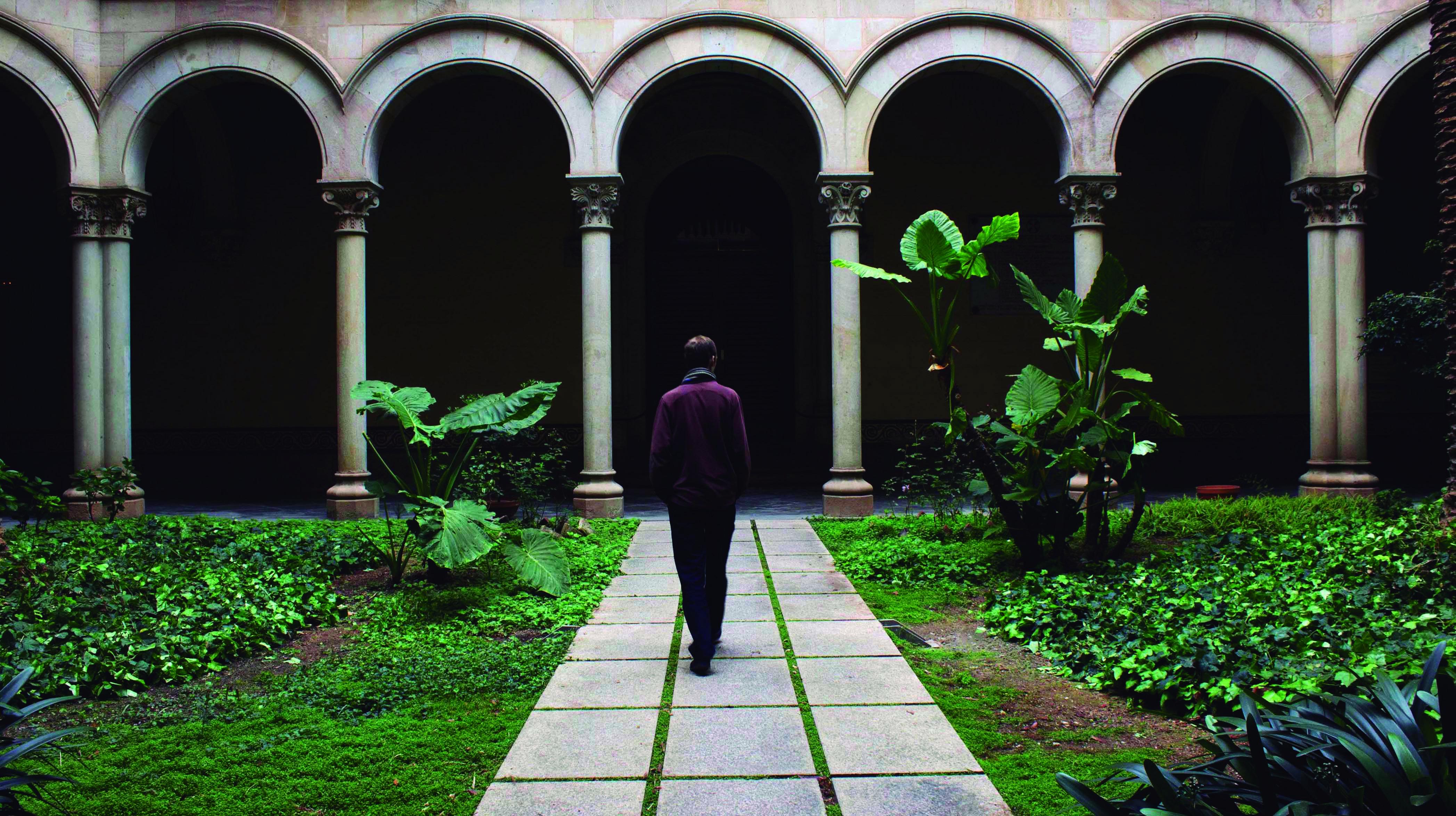 2a. Jardines Seminario Mayor.